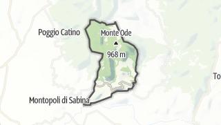 Mapa / Salisano