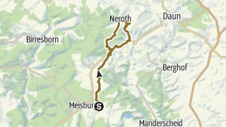 地图 / Windrosenranch Wallenborn Neroth u zurück