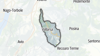 Karte / Vallarsa