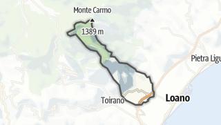 Map / Boissano