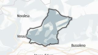 מפה / Mompantero
