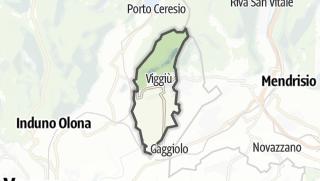 Mapa / Viggiù