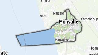 Mapa / Monvalle