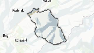 Karte / Grengiols