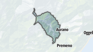 מפה / Intragna