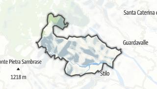 Mapa / Bivongi