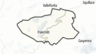Mapa / Palermiti