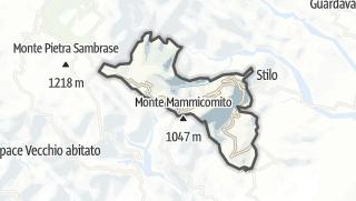 Mapa / Pazzano
