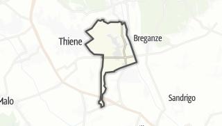地图 / Sarcedo