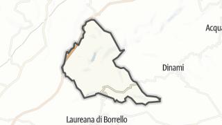 Mapa / Serrata