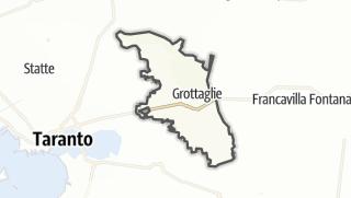 地图 / Grottaglie