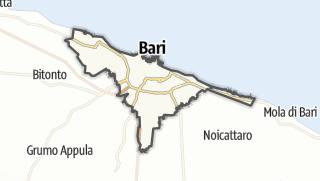 Térkép / Bari