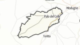 Térkép / Palo del Colle