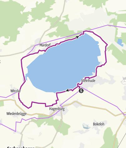 Karte / 15-05-15_Steinhuder Meer