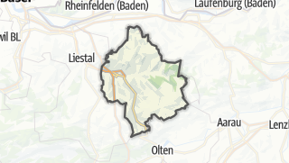 Karte / Sissach