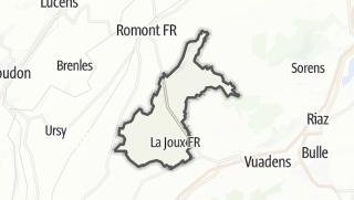 Mapa / Vuisternens-devant-Romont