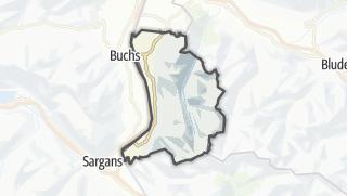 Karte / Oberland