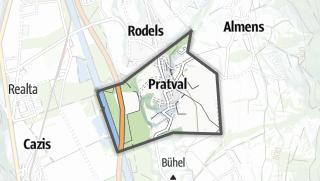 מפה / Pratval