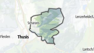 מפה / Scharans