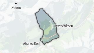 Karte / Schmitten (GR)