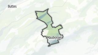 Карта / Mauborget