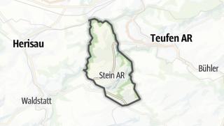 Mapa / Stein (AR)