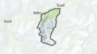 מפה / Tarasp