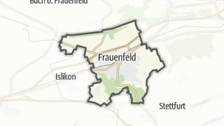 Cartina / Frauenfeld