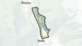 מפה / Rothenbrunnen