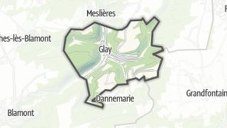 Mapa / Glay