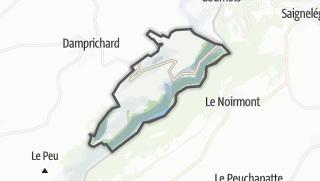 Térkép / Charmauvillers