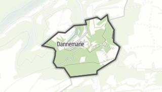 Térkép / Dannemarie