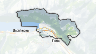 מפה / Walenstadt