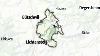Karte / Oberhelfenschwil