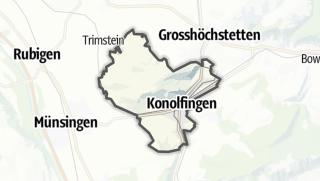 Hartă / Konolfingen