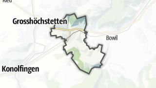 Hartă / Zäziwil