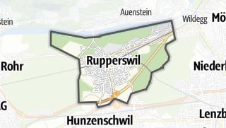 מפה / Rupperswil
