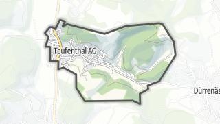 Cartina / Teufenthal (AG)