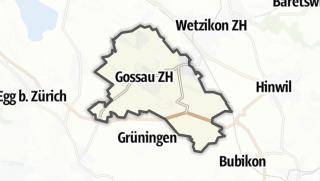 Mapa / Gossau (ZH)
