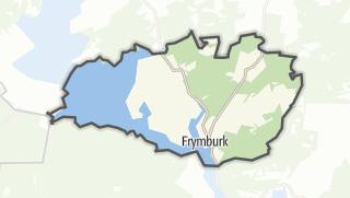 Karte / Frymburk