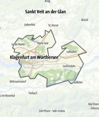 Map / Klagenfurt