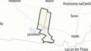 מפה / Hrádek