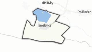 מפה / Jaroslavice