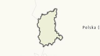 Cartina / Lubuskie