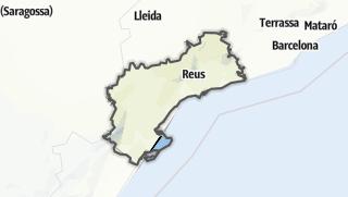 Map / Tarragona