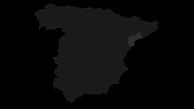 Karte / Tarragona