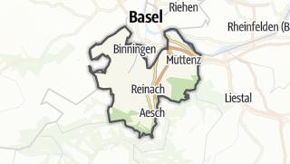 Karte / Arlesheim