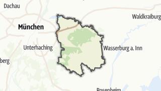 Mapa / Ebersberg