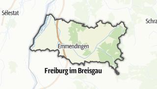 Karte / Emmendingen