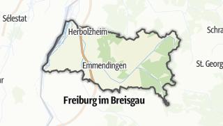 地图 / Emmendingen